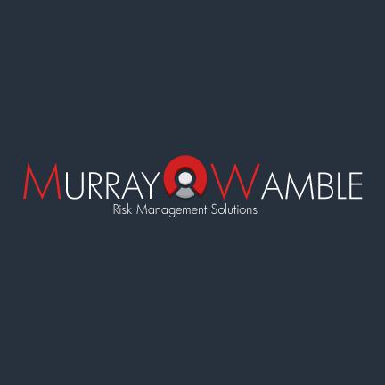 Logo Development Murrary Wamble, Insurance Logo Development